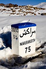 Pazza idea, sciare in Marocco  e fare snowboard sulle dune