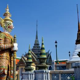 Lo Shangri La di Bangkok:  guardo il fiume, mi sento a casa