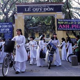 Saigon, oh Saigon….