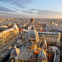 Bucarest, una scoperta
