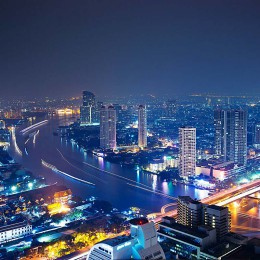 Bangkok e la Thailandia:  brevi perché di un amore