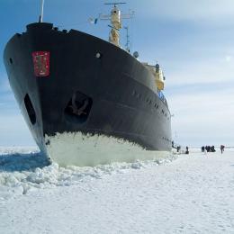Il caldo gelo Lappone