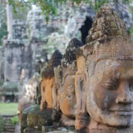 La dolce Phnom Penh  ai tempi della guerra