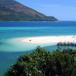 Fantastica Koh Lipe  piccola isola incantata