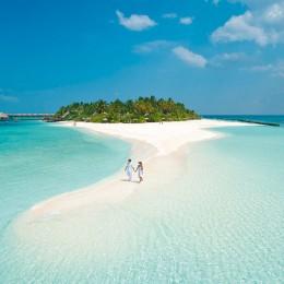 """Le Maldive viste dall'alto  """"Qui ho ritrovato la vita"""""""