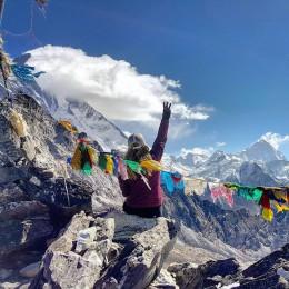 Megan, la malattia e il viaggio:  va a vedere le 7 meraviglie
