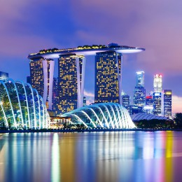 "Singapore Airlines, 450 euro  per il ""Diamante d'Asia"""