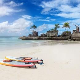 Boracay torna bellissima   L'incanto di White beach