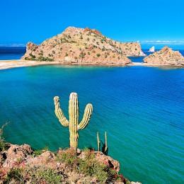 La Baja California, una grande emozione