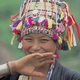 I volti del sudest asiatico,  omaggio a popoli e tribù