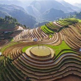 Il Vietnam visto dal cielo, splendido concerto di emozioni