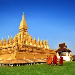 Il Laos visto dal cielo  quattro minuti di emozioni