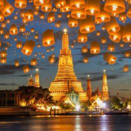 Bangkok, una short visit  in mia compagnia