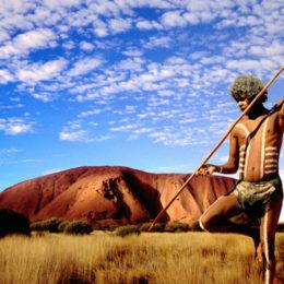 """L'Australia di Alice Springs  e le """"vie dei canti"""" di Chatwin"""