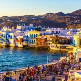 Mykonos, l'isola incantata