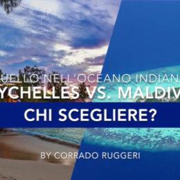 Maldive o Seychelles?  Sfida nell'Oceano Indiano