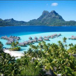 Il sogno di Bora Bora,  l'isola più bella del mondo