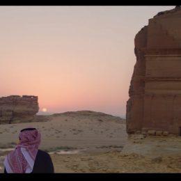 """""""Benvenuti a bordo""""  andiamo in Arabia Saudita"""