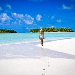 Le Cook e Aitutaki  meraviglie del Pacifico