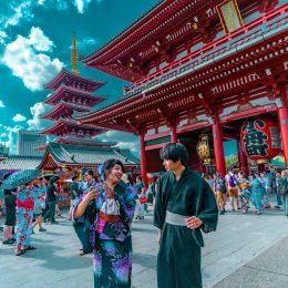 I segreti di Tokyo  con Benvenuti a bordo
